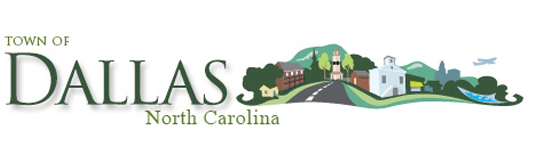 Town of Dallas, North Carolina Logo